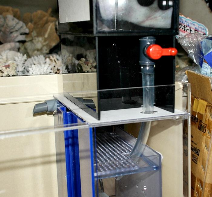オリジナル自動給水器のイメージ